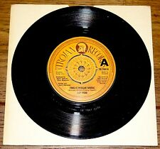 "ZAP POW ~ THIS IS REGGAE MUSIC ~ UK TROJAN DEMO 7"" REGGAE 1972"