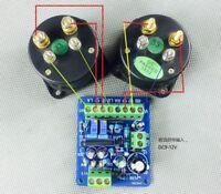 VU Meter Driver Board DB Audio Level Meter Power Verstärker for TA7318P DENON