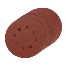 Triton 669880 Hook & Loop Sanding Disc 10pk 125mm 100 Grit