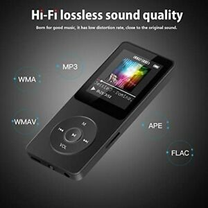 AGPTEK Portable Audio Player Music Player Up to 70 hours of playtime
