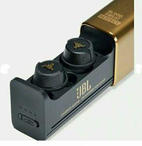 JBL Under Armour Project Rock True Wireless Earphones - Waterproof IPX7 - BLACK