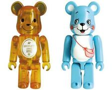 Bearbrick S31 Medicom Animal + Cute 31 be@rbrick 100% Phineas Ferb Honey Bear 2p