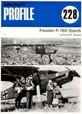 AERONAUTICA AIRCRAFT Publications Profile 228 - Fieseler Fi 156 Storch - DVD