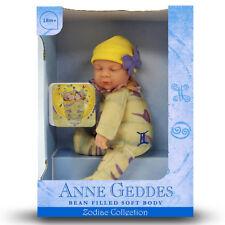 ANNE GEDDES DOLLS 'ZODIAC' collection NEW in Box BABY GEMINI Doll 9'' 579516