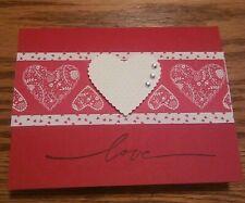 Stampin up card making kit - Sending Love - Valentine's Day - Love