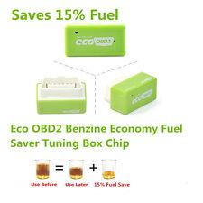 Eco OBDII 2 Benzine Economy Fuel Saver Tuning Box Chip For Petrol Car Gas Saving