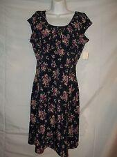 Ladies Size 7/8 Jody California Floral Dress NWT