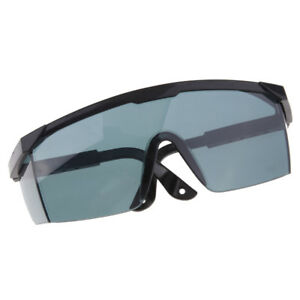 Anti-impact Work Welding Safety Eye Protective Goggles Glasses Grey