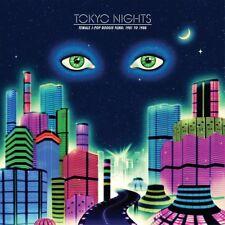 TOKYO NIGHT - FEMALE J-POP BOOGIE FUNK 81-88   CD NEUF