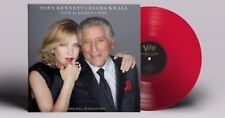 Tony Bennett Diana Krall Love Is Here to Stay VINYL Red Opaque  EXCLUSIVE