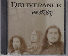 DELIVERANCE- LEARN (*NEW-CD, 1992, Intense) Original Issue Christian Metal!