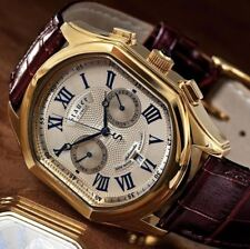 STAUER Meisterzeit Wristwatch - Gold  - NEW with Tags!!!