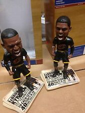 Cleveland Cavaliers NBA Champions LeBron James Kyrie Irving 40 Point Bobblehead