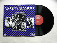 """LP BUSTER BAILEY """"The varsity session vol 1"""" SAVOY JAZZ RECORDS WL 70549 µ"""