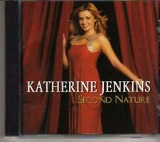 (BV173) Katherine Jenkins, Second Nature  - 2004 CD