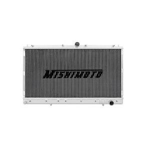 MISHIMOTO 1991-1999 MITSUBISHI 3000GT VR-4 / DODGE STEALTH RT ALUMINUM RADIATOR