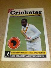 THE CRICKETER - WILF SLACK - March 1989 Vol 70 # 3