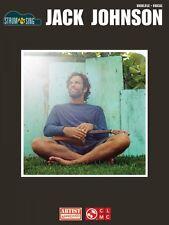 Jack Johnson Strum & Sing Sheet Music for Ukulele Ukulele Book NEW 002501702