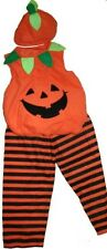 Costume/déguisement CITROUILLE  HALLOWEEN - 3/4 ans