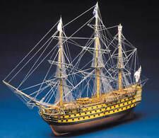 Mantua Panart HMS Victory Nelson's Flagship Wooden Ship Kit Scale 1:78  Length 1