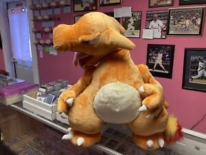 Giant Nintendo Licensed Plush Charizard MINT Condition See Photos!!!!!