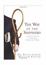 The Way of the Shepherd: 7 Ancient Secrets to Managing Producti... Free Shipping