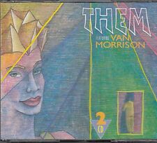 Them Featuring van Morrison, 2CD Rar