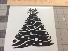 Christmas Tree Decal Other Colors Available