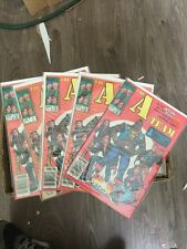 A-Team #1 Lot Of 5