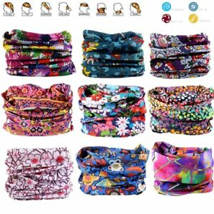 Flower Series Hiking Scarf Sport Headband Cycling Outdoor Scarves Magic Band