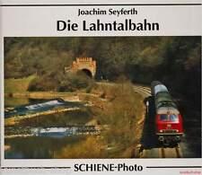 Fachbuch Die Lahntalbahn, informatives Buch mit vielen Bildern, TOP