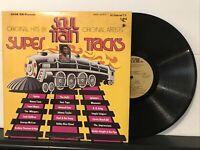 Soul Train Super Tracks LP 1974 Adam VIII Ltd. – A 8012 VG/VG