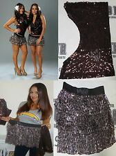 Nikki The Bella Twins 2x Signed WWE Ring Worn Used Skirt & Shirt PSA/DNA Diva