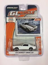 GreenLight 1970 Chevrolet Camaro Z/28 - GL Muscle Series 13