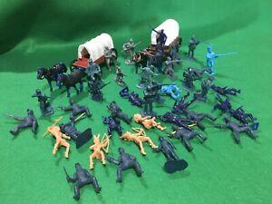 Civil War  -1/32 Scale- Plastic Figures
