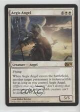 2011 Magic: The Gathering - Core Set: 2012 Booster Pack Base #1 Aegis Angel n5i