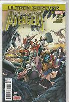 Uncanny Avengers #1 Ultron Forever Marvel Now Comics (2015) NM