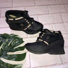 Vintage Skechers Platform Wedge Sneakers 7