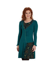 Joe Browns Thigh-Length Scoop Neck Tunic Dresses for Women