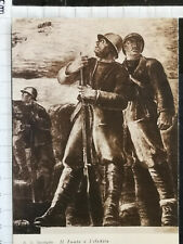 724 IL FANTE E L'ARDITO 1942 ill SANTAGATA ASS NAZ MUTILATI E INVALIDI DI GUERRA