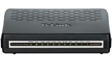 D-Link DVG-N5402SP-2S1U Wireless WiFi Router VoIP Gateway SIP FXS USB 4 LAN port