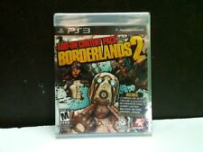Borderlands 2 Add-On Content Pack ONLY Sony PlayStation 3 PS3 - K38