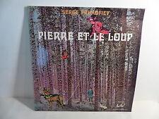 PROKOFIEV Pierre et le loup grand orch de Radio-Luxembourg dir DE FROMENT 227
