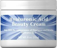 Crema De Acido Hialuronico-8 Oz Cream !!