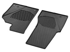 Genuine Smart ForTwo 453 Front Rubber all Weather Mats -  A45368022049G33 *NEW*