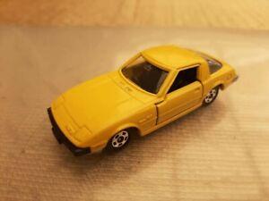 Tomica Mazda Savanna RX-7 - 1979 Number 50