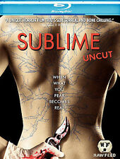 BRAND NEW SEALED Sublime (Blu-ray Disc, 2008, Uncut) TAKE A LOOK!!!!!!!!!!!!!!!!