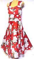 TS dress TAKING SHAPE EVENT-WEAR plus sz S - M / 18 Rosie Posie Dress NWT rp$250