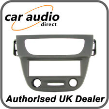Connects2 CT24RT13 Facia Plate (Grey) for Renault Megane 2009> 2015