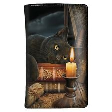 Gothic Mittelalter Fantasy Katze Geldbörse Portemonnaie Witching Hour L. Parker